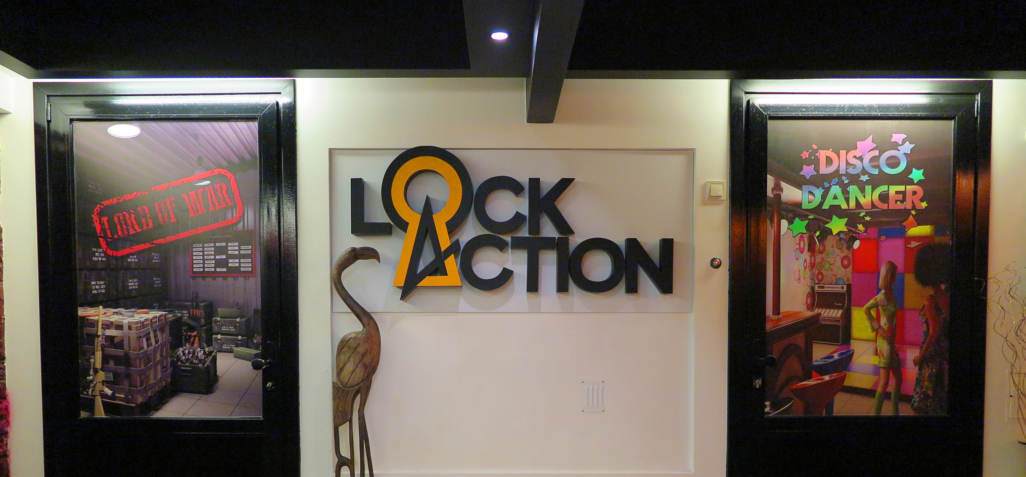 LockAction
